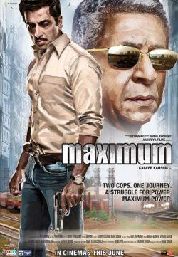 Maximum (2012) Hindi Movie DVDScr