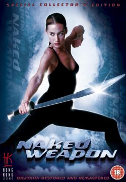 Naked Weapon (2002) 480p 300MB Dual Audio ESubs