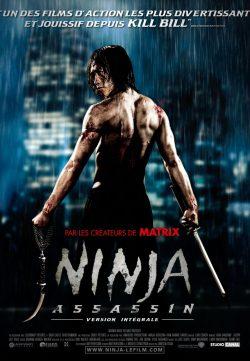 Ninja Assassin (2009) BRRip 420p 300MB Dual Audio