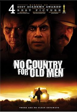 No Country for Old Men (2007) BRRip 325MB Dual Audio
