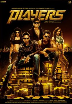 Players (2012) Hindi Movie DVDRip
