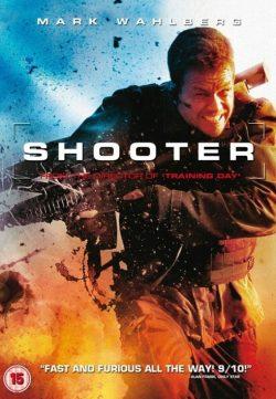 Shooter (2007) 350MB Dual Audio