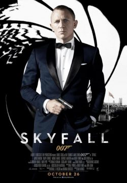 Skyfall (2012)  400MB Dual Audio