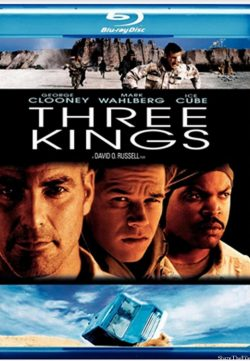 Three Kings (1999) Dual Audio BRRip 720P