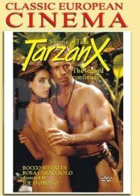 WATCH TARZAN X JUNGLE HEAT (Il Figlio De La Jungla) (1994) Online Free