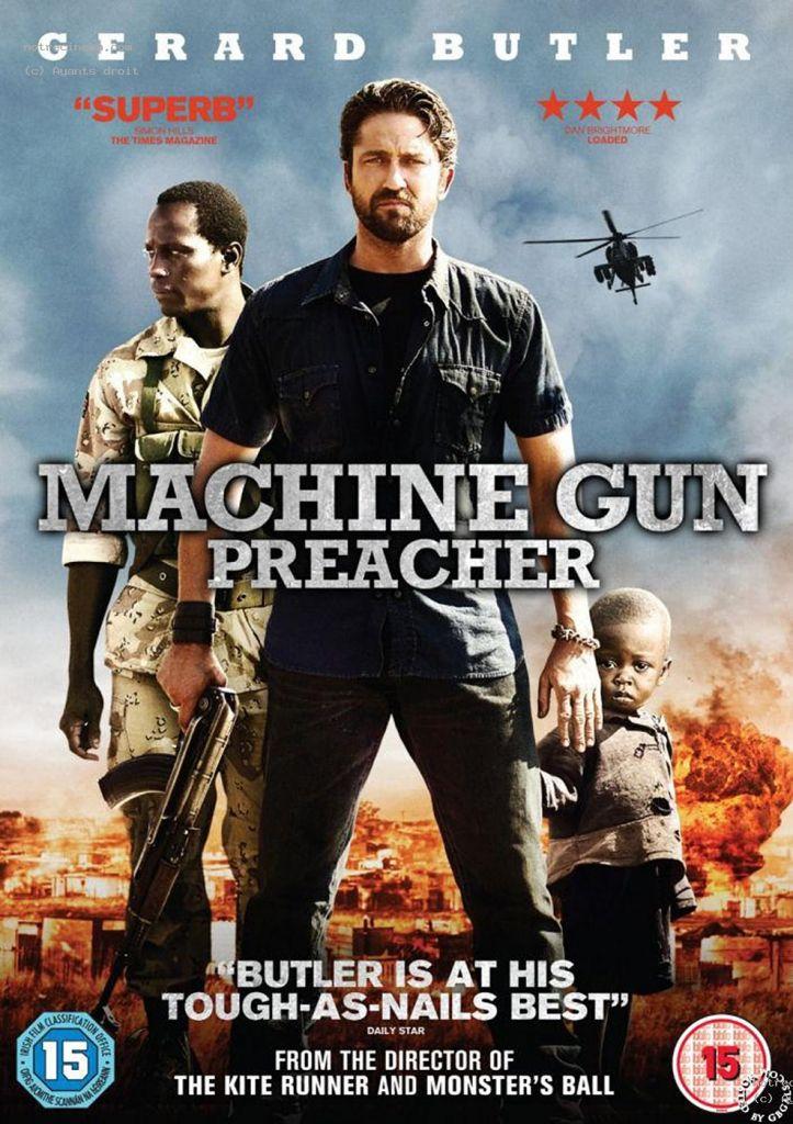 Machine Gun Preacher 2011 Movie Hindi Dubbed 300mb Small Size