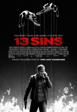 13 Sins 2014 Watch Full Movie online for free