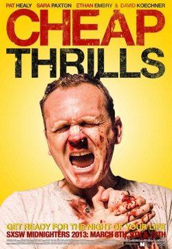 Cheap Thrills (2013) Watch movie online for free HD