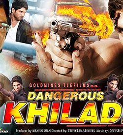Dangerous Khiladi Hindi Dubbed Full Movie Watch Online