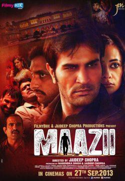 Maazii (2014) Watch Online Hindi Full Movie for free