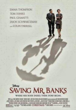 Saving Mr. Banks (2013) Full Movie Watch Online