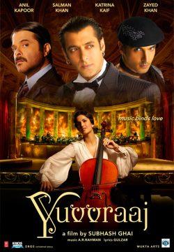 Yuvvraaj (2008) Hindi Movie Watch Online for free