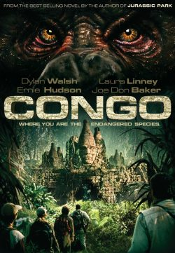 Congo 1995 Watch Online Bluray 720p Hindi Dubbed HD