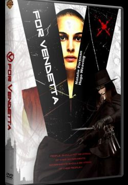 V for Vendetta 2005 BRRip BluRay Hindi Dubbed Dual Audio (Hindi / English) Free Movie Download In HD 1080p