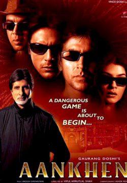 Aankhen 2002 Hindi Movie Watch Online free In Full HD 1080p