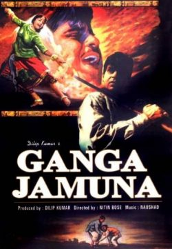 Gunga Jumna 1961 Hindi Movie Full Watch Online In HD 1080p