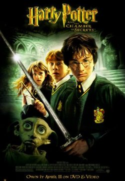 Harry Potter and the Chamber of Secrets (2002) IN HINDI Watch Online For Free In Hd