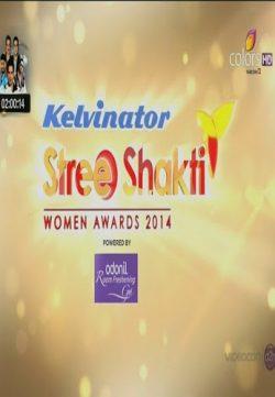Stree Shakti Awards (2014) HDTVRip 350MB 1080P