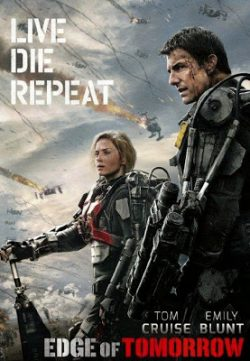 Edge of Tomorrow (2014) English 300MB HDCam 480P Free Download
