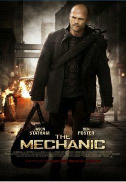 The Mechanic (2011) BRRip 1080p x264 Dual Audio  Movie  Free Download
