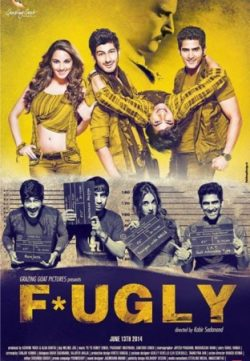 Fugly (2014) Full Hindi Movie Watch Online 720p Free Download