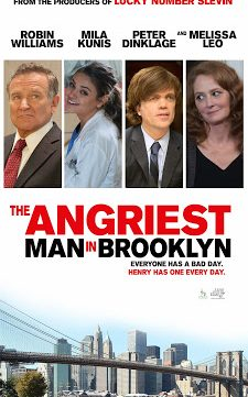 The Angriest Man in Brooklyn (2014) Watch Movie Online For Free In HD 1080p