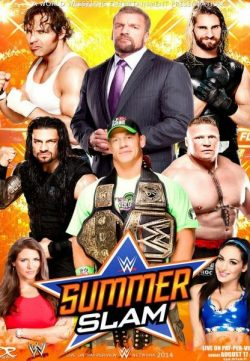 WWE Summer Slam 2014 watch Online Fo In HD 750p Free Download 300MB