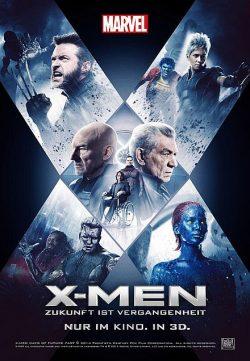 X Men 6 Days of Future Past 2014 Free Download HD 720p