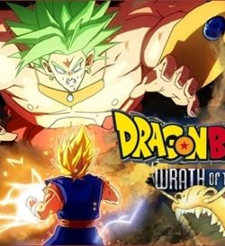 Dragon Ball Z: Wrath of the Dragon (1995) Free Download HD 720p 350MB