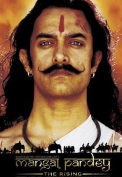 Mangal Pandey (2005) Hindi Movie Free Download in HD 720p 400MB