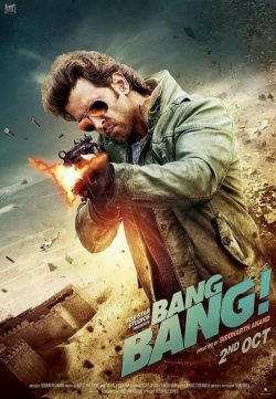 Bang Bang (2014) Hindi Movie 480p Free Download In 400MB