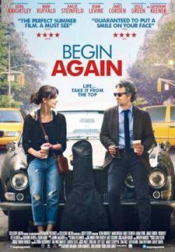 Begin Again (2013) English Movie Free Download 480p 250MB