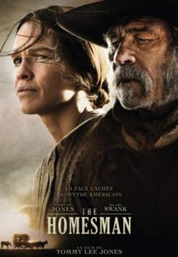The Homesman (2014) English Movie Free Download In HD 720p 200MB
