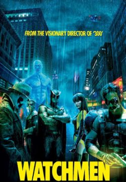 Watchmen (2009) Hindi Dubbed Movie Free Download 720p 150MB