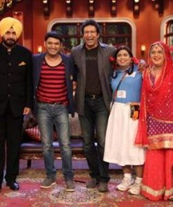Comedy Nights With Kapil 1st November (2014) Full HD 480P 200MB Free Download