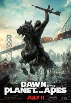 Dawn of the Planet of the Apes (2014) Hinid Dubbed Full HD Download 480p