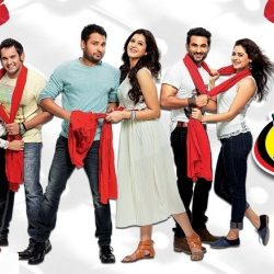 Happy Go Lucky (2014) Punjabi Movie Free Download HD 480p 200MB