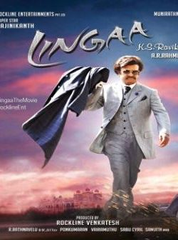 Lingaa (2014) Hindi Movies Download DVDSCR 250MB
