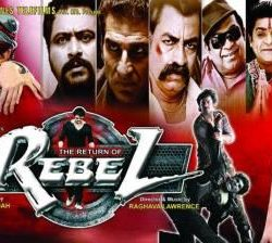 Rebel (2012) Hindi Dubbed Full HD 480p Free Download 400MB