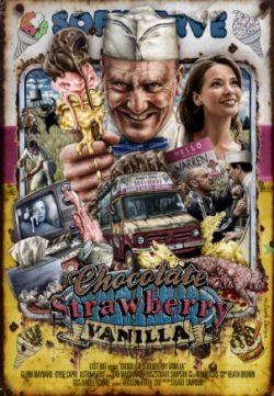 Chocolate Strawberry Vanilla (2013) 480p 250MB Free Download