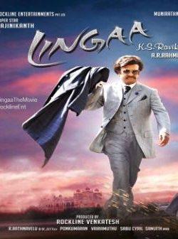 Lingaa (2014) Hindi Movies Download HD 480p 200MB