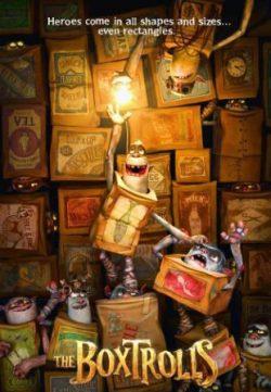 The Boxtrolls (2014)  200MB Download HD 480P English