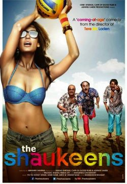 The Shaukeens (2014) Hindi Movie 720p Free Download 200MB
