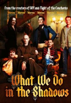 What We Do in the Shadows (2014) English 400MB 480p Download