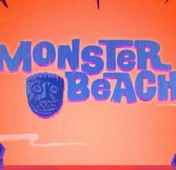 Monster Beach (2014) Hindi Dubbed Cartoon Download 200MB