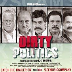 Dirty Politics (2015) Hindi Movie 350MB 480p Download
