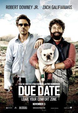 Due Date (2010) Dual Audio 720P watch online