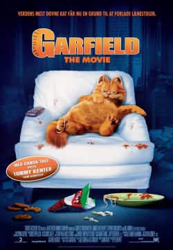 Garfield (2004) 250MB 480P Dual Audio