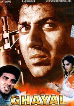 Ghayal (1990) Hindi Movie 200Mb Download 480p