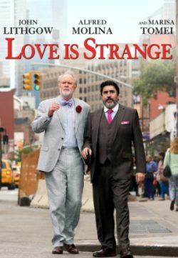 Love Is Strange (2014) English HD 480p Download 200MB